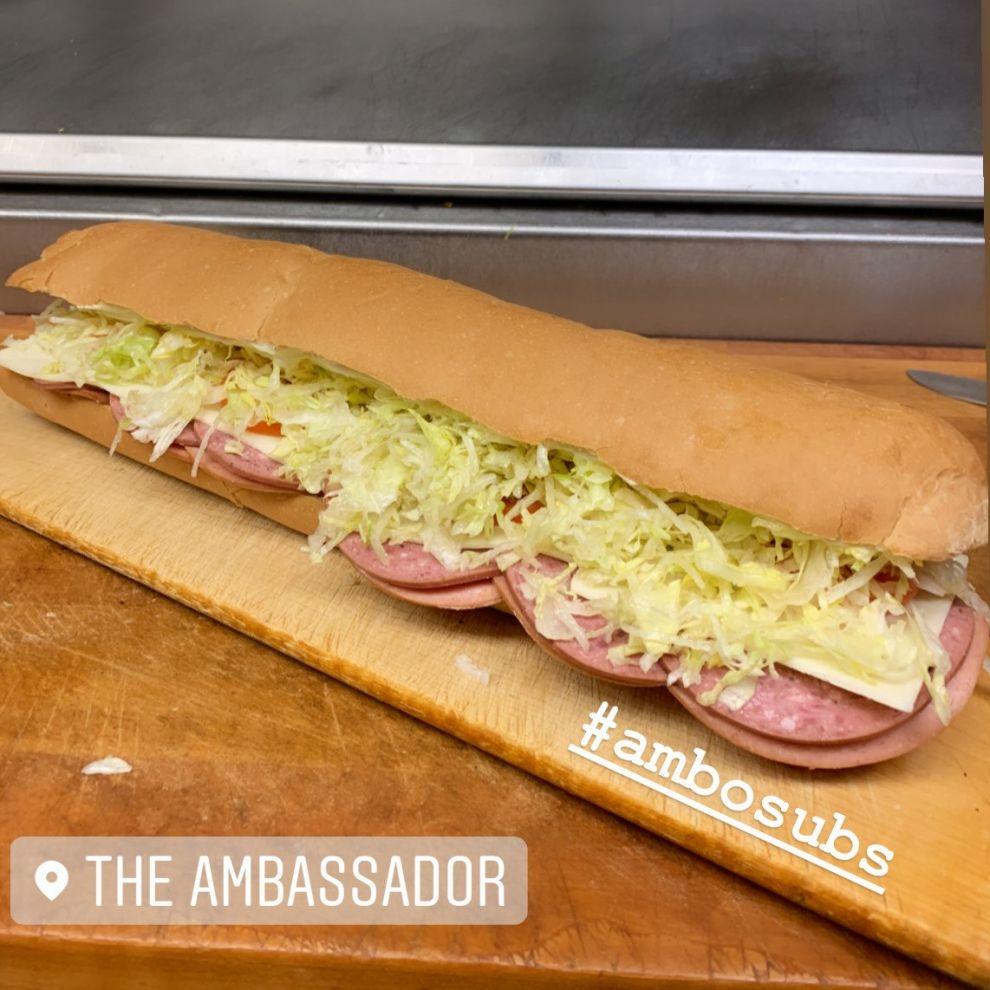 Ambassador Sub